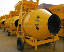 500L JZC500 cement mixers for sale
