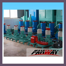 Poultry and livestock feed pellet machinery line