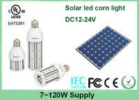 360 degree high lumen led corn light bulb solar led corn light 120w