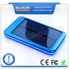 NEWEST arrival 5000mAH waterproof mobile solar charger, solar power bank for For smartphones, iPhone iPad camera samsung xiaomi