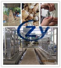 large capacity hygiene class full set stainless steel Cassava tapioca garri processing machine