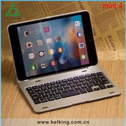 Hot Sale Tablet PC Bluetooth Keyboard For iPad Mini 4 Mini Keyboard Case