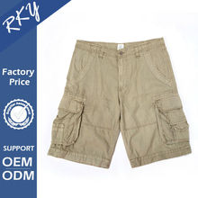 Universal Quick Dry Camo Cargo Shorts