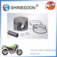 Made in China Motorcycle YG150 motor starter parts for sell motorcycle piston