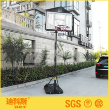 Water Sand Filled Basketball Stand,Height Adjustable Stand