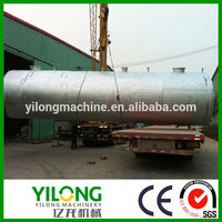 New Generation mobile oil refinery with standard diesel and gasoline