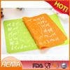 RENJIA mess mats cat food placemat personalized dog food mats
