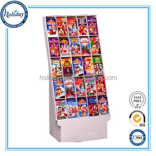 Floor Standing Comic Book Display Rack Custom Cardboard Book Display Stands For Sale Buy Comic