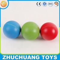 custom toy rubber stress foam balls