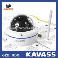 3mp HD CCTV P2P ONVIF dome wifi IP camera, wireless IP camera