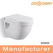 cuarto de baño nuevo diseño Inodoro suspendido dok05 wc