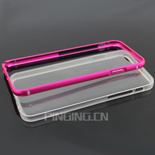 China supplier hybrid bumper case for iphone 5 / 5s