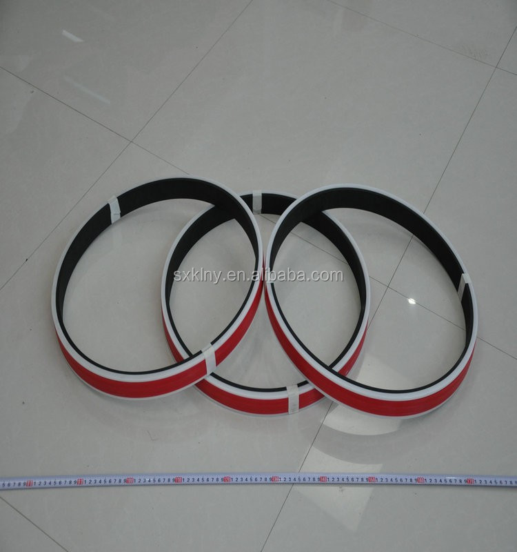 China supplier large diameter hydraulic rubber gasket seal