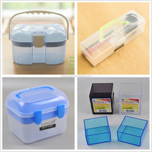 Piggy Single Buckle Multi-use Case with handle plastic storage box