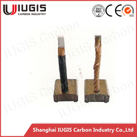 BOSCH BSX151/0 1007014143 w/o.clip 2015 hot sale Carbon Brush Assembly for starter motor