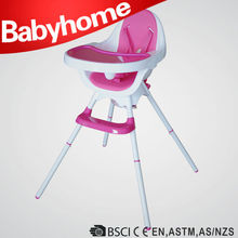 2014 Kids Cheap Plastic Tables and High Chairs