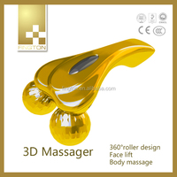 2015 new products Home User double chin massager Portable Face Roller