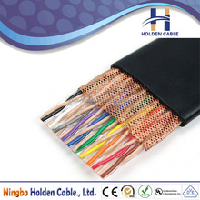 Top quality standard flat decorative electrical cable