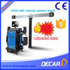 Laser wheel alignment cost with high precision accurancy