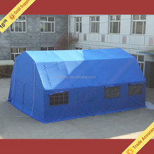 Newest Camping Truck Tent With High Quality Fabric, High Quality Big White & Blue Army Military Tent