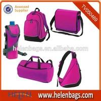 Fashion Multicolor Series Outside Sports Backpack Bag