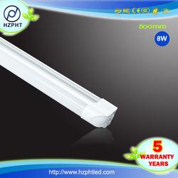 Internal drive osram t5 led tube light manufacture high lumen 2ft t5 led tube light