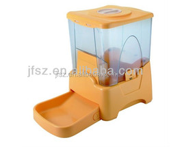 2014 popular large capacity automatic dog feeder with LCD Displayer PF-10A