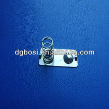 metal stamping spring loaded contact