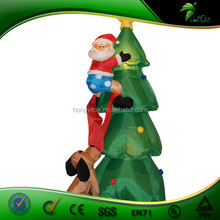 Top quality cheap artificial wooden christmas trees for car