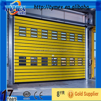 Tymex Best Quality & Service Steel Fire Proof Door Decorative Design Painting Finish