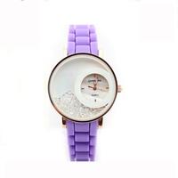 Moving Diamond watch for women 2015