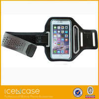 New High quality armband for running,sport armband case for iphone 6,reflective armband