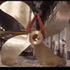 4 blades CCS,ABS,DNV,BV high quality ship propeller large propeller