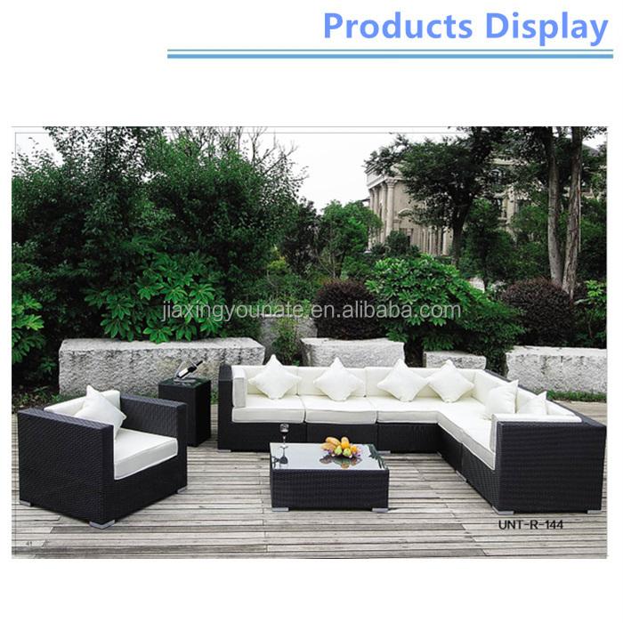 Terrazzo mobili in rattan, ristorante mobilia esterna di vimini rattan ...