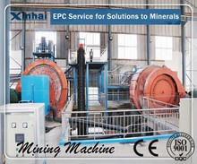 Xinhai Autogenous Mill For Mining , Grinding Equipment , Gold Autogenous Mill