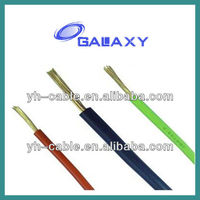 Manufacturer supply PVC insulated 14 awg 3 conductor wire