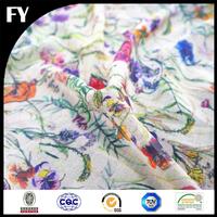 Factory Direct Digital Printed Polyester Chiffon Fabric
