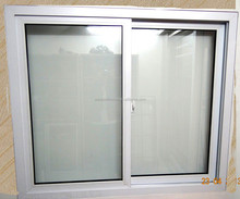 Wanjia best selling Conch brand PVC sliding window