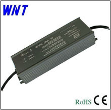 For led strip light 36V 200W high efficiency 91% constant voltage led driver with waterproof IP67 CE