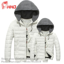 Casual Hot-selling Men's Winter Washed Leather Garment