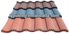 stone coated metal roof tile/roofing sheet/SGS/SONCAP/ISO9001