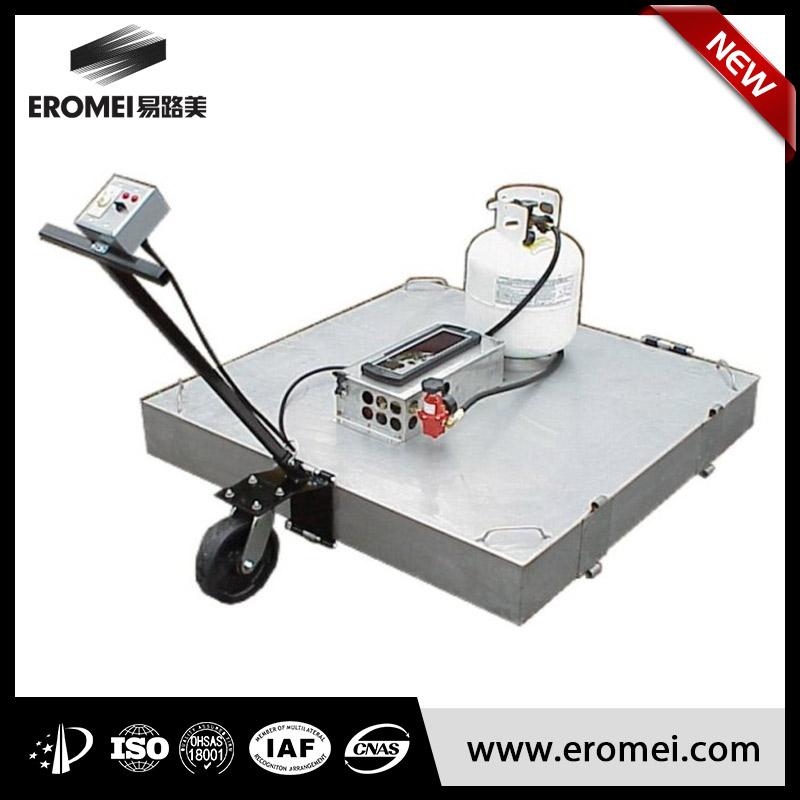 infrared asphalt equipment
