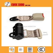 CCC E4 Certificated ELR Car/Bus/Truck Seat Auto Belt