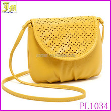 2015 New Fashion Trend Women Pu Leather Cross Body Messenger Bag Mini Shoulder Bag Hot Sale