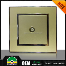 Production supply a single internet 13a Tv socket for hotel