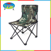 Outdoor canvas foldable low camping chair with carry bag