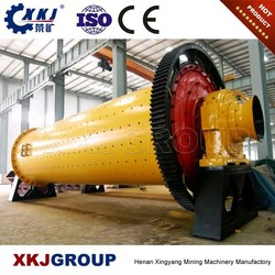 Henan Xingyang Grinding Ball mill for mineral separation from OEM with ISO:9001:2008 certificate