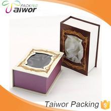 Top-Selling Custom Friendly Packaging Box Velvet Lined Gift Boxes
