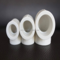 anti corrosion PPR fittings 90 degree equal elbow coupling 20 25mm