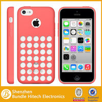 for iPhone 5C case, for iphone 5c silicone case official, case for iphone 5c hot selling